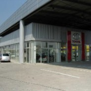 M5 Toyota üvegezési munkák